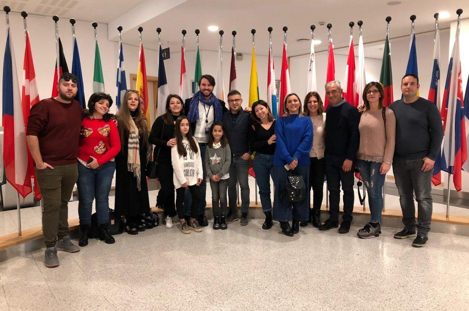 I Monti Dauni a Bruxelles con Migliorarsi